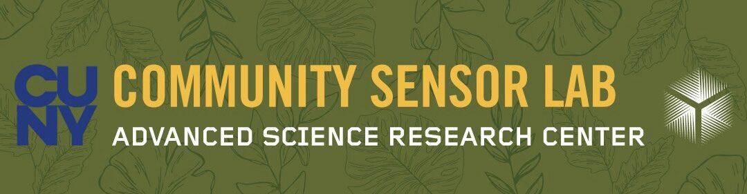 The Community Sensor Lab